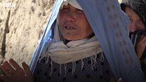 ਅਫ਼ਗਾਨ ਜੰਗ: 'ਸਾਰੇ ਬੱਚੇ ਮਿੱਟੀ ਨਾਲ ਢਕੇ ਹੋਏ ਸੁੰਨ ਪਏ ਸੀ'