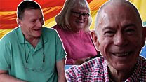 The older LGBT group fighting loneliness