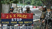 काश्मीरमध्ये बेकायदेशीरपणे अल्पवयीन मुलांना ताब्यात घेतलं जातंय?