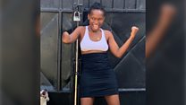 'Afta 7 surgeries and 2 amputations, I dey enjoy my life even wit one hand.' - Mary