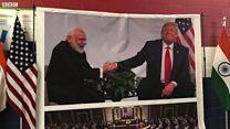 వీడియో: హౌడీ మోదీ కార్యక్రమానికి సిద్ధమైన అమెరికా