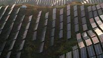 चीनमधील सौरउर्जा प्रकल्प कार्बन उत्सर्जन रोखण्यासाठी पुरेसे आहेत का? बीबीसीचा ग्राऊंड रिपोर्ट...