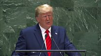 Trump: 'The future belongs to patriots'