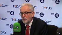 Corbyn: Priority is preventing no-deal