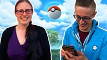 'I lost seven stone playing Pokemon'