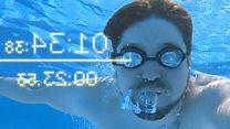 Can AR goggles make swimming more fun?