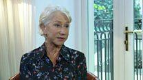 Dame Helen Mirren on Catherine the Great