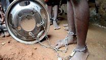 Watu 500 waokolewa kutoka jumba la mateso Nigeria