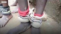 나이지리아 '노예 하우스'