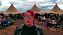 How could Brexit affect music festivals?