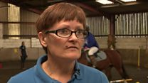 Helping disabled riders 'turned my life around'