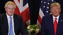 Who's got it worse - Johnson or Trump?