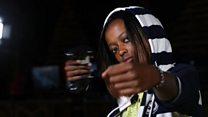 The Kenyan gamer taking on the world