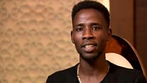 'I am proud to be a refugee athlete in Doha'