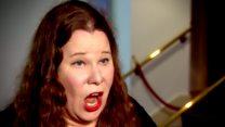 First transgender opera singer on London stage
