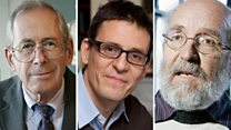 Cosmic discoveries earn scientists Nobel Prize