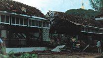 ရန်ကုန် အာဇာနည်ဗိမာန်မှာ ဗုံးခွဲခဲ့တဲ့ မြောက်ကိုရီးယားသူလျှို