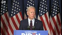 Joe Biden: Trump đã tự buộc tội mình