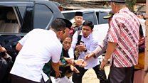 Kronologi penusukan Menkopolhukan Wiranto di Pandeglang