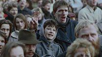 Leipzig 1989: East Germans defy communist rule