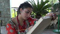 بوم نقاشی کمکی برای درمان افسردگی زنان پاکستان