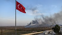Why is Turkey bombing Syria's Kurds?