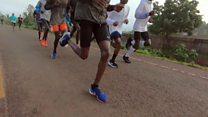 Елиуд Кипчоге се спрема да истрчи маратон за мање од два сата