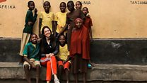 Упознајте Дијану Коцић - девојку која је дала отказ и отишла да помаже деци у Танзанији