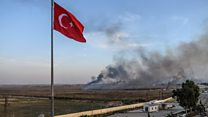 Why is Turkey bombing the Kurds in Syria?