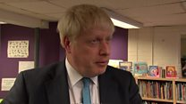 Johnson: Brexit is not a done deal