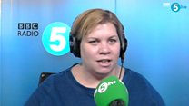 Katy Brand: 'I didn't know what to do when I had a miscarriage'