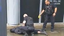 Manchester Arndale stabbings: Suspect apprehended by police