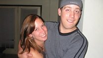 Two strangers united by grief now chat for first time