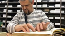 Светски дан слепих и слабовидих: Завирите у њихову библиотеку