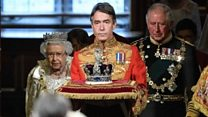 Pomp in Parliament: The Queen's Speech
