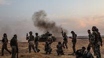 عزم ترکیه برای ادامه عملیات در مناطق کردنشین سوریه