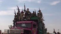 ဆီးရီးယားမြောက်ပိုင်းကို အစိုးရတပ်တွေ ရောက်လာ