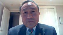 "Solomon Yue:香港示威浪潮中的意外""网红"""