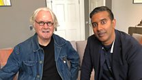 Sir Billy Connolly answers 5 comedians questions