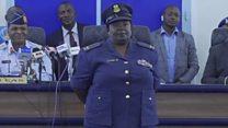 Macen farko da ta kai matsayin Air Warrant Officer a rundunar Sojin Saman Najeriya