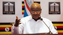 Museveni: 'Ukitangaza vita dhidi ya taifa letu, kwanini unataka kunufaika na ustawi wetu?'