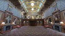 Inside Windsor Castle - 360°