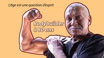 Calvin Fortuin, haltérophile à 80 ans