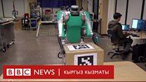 Click: жүк ташыган робот