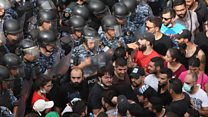Lebanon protesters: 'We can make a change'