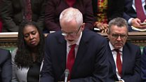 'Emphatic decision by House' to stop no deal - Corbyn