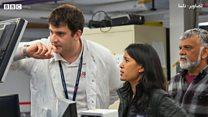 صدزن: دانشمندی که هلیکوپتر به مریخ میفرستد
