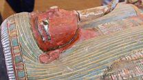 Ковчези из древног Египта