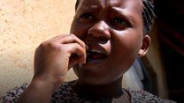 Alotriofagia: o distúrbio alimentar que faz uma mulher comer pedras