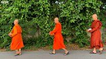 """到海外受戒的泰国""""反叛""""女僧人"""